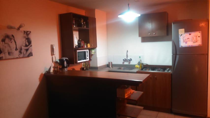 Habitacion privada en Santiago - Santiago - Apartemen