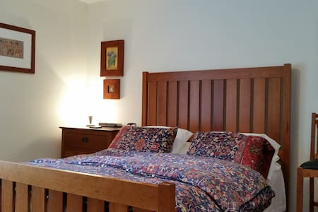 Luxurious Cozy Bed Room in Raleigh - Raleigh - Rumah