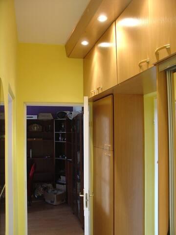 corridor, korytarz