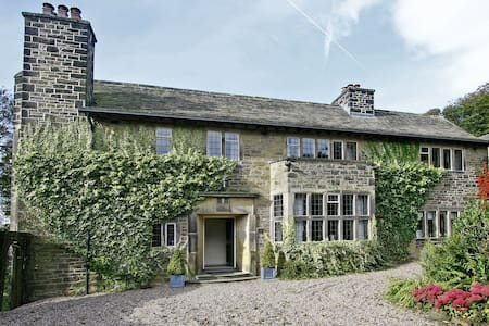 Large Detached House in Yorkshire - Thurlstone - Haus