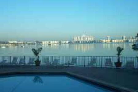 North Miami Beach, View, Pool