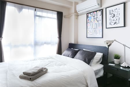 R405-Cozy and Convenient - Close to Gion! - Kyoto - Appartement