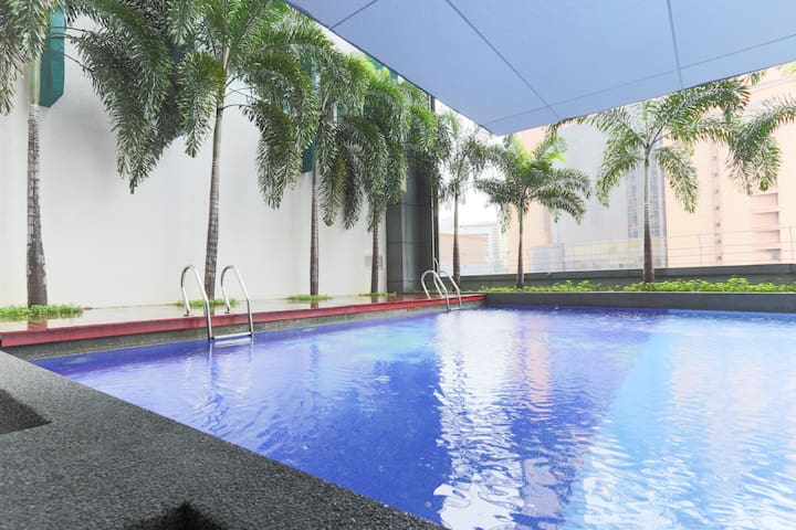 KL City Centre Studio Apartment 2 - Kuala Lumpur - Apartament