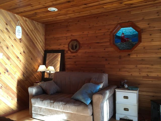 Private Cedar Ski Chalet. - Rossland - Apartmen