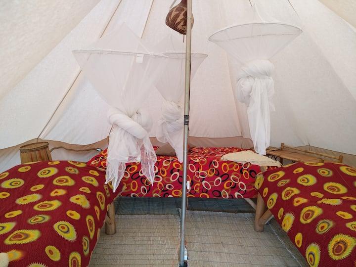 Safari tent Amahoro