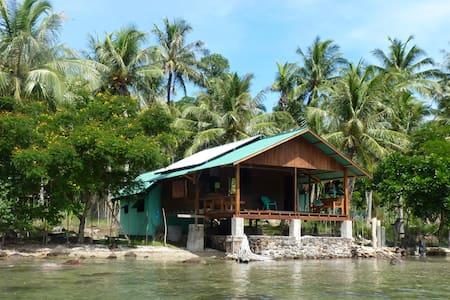 Stone Park Coconut cabin. - Sabang - Apartmen
