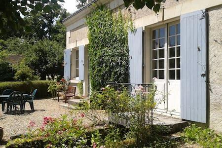 Gite de charme 3* en Touraine - Preuilly-sur-Claise - Rumah