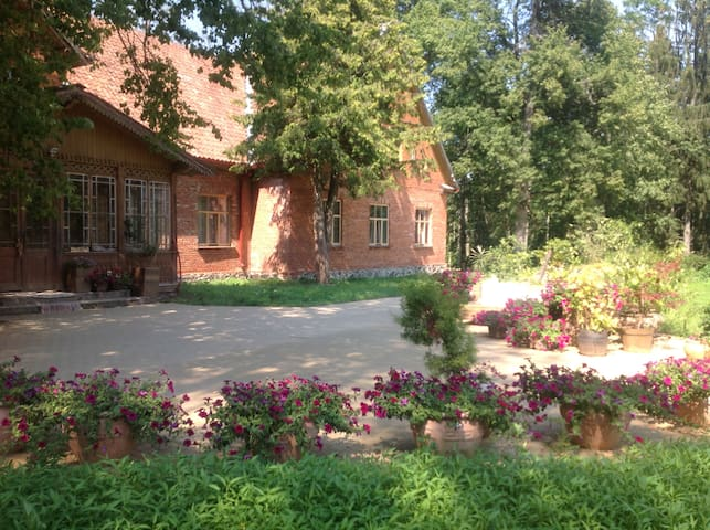 Luxury in the middle of the nature - Kuldīga - Apartamento