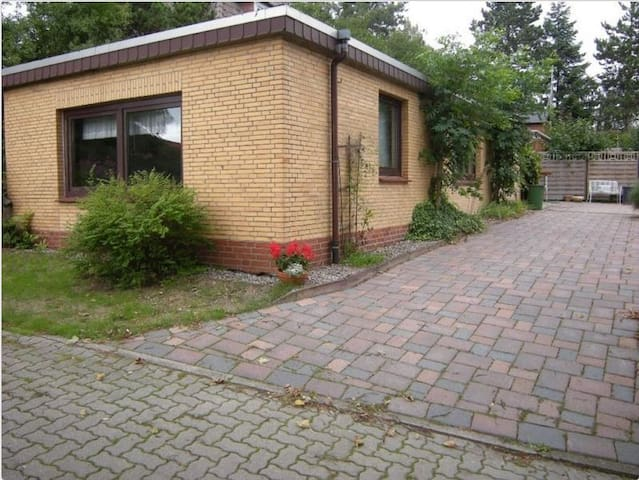 Ferienhaus nahe Hamburg - Geesthacht - Casa