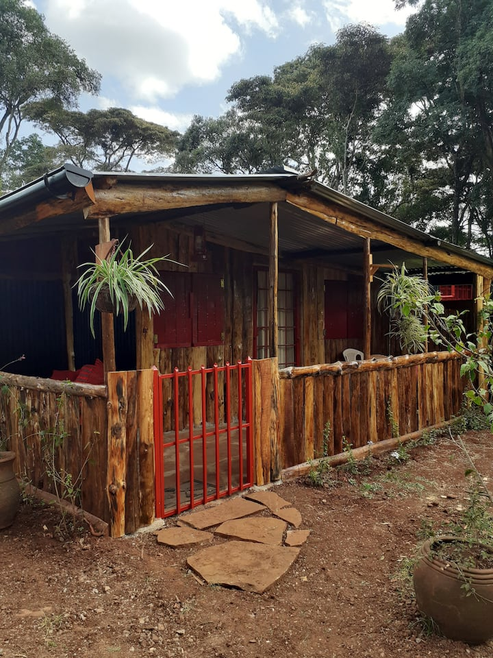 Country Living Near Nairobi - Renovated Barn Apt.