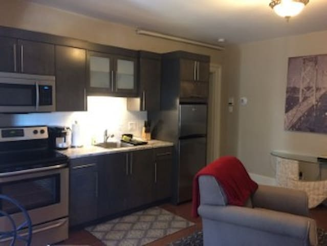 1 Bedroom Apt (401) in Heritage building