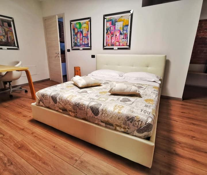 Suite 'BARBERA' - Centro storico di Chivasso