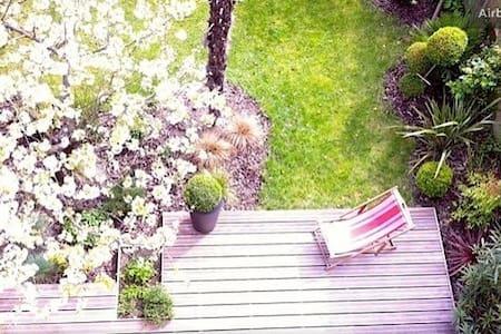 Chambre INDEPENDANTE sur jardin ! - Bordeaux