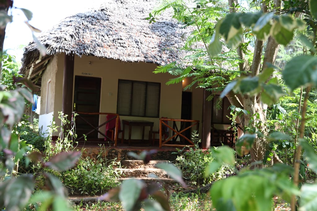 One of our four delightful bungalows