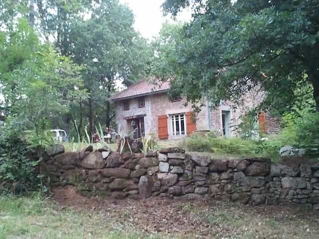 Bergerie de Tiercelet (été only) - Fayet-le-Château - Rumah