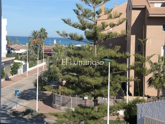 Nice apartment close to beach - Jávea - Leilighet