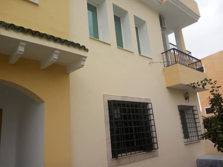 Belle maison à louer à Tabarka-Tunisia