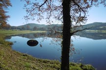 Lac de Tolerme