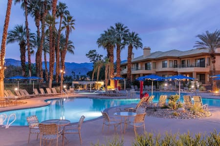 Marriott Desert Springs I Studio sleeps 4