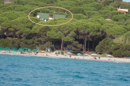 Villa a 20 mt dal mare (apt.1) - Sas Linnas Siccas - 公寓