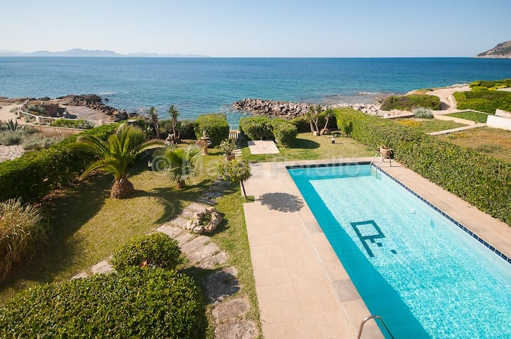 Charming villa at the seaside  - Betlem - Talo