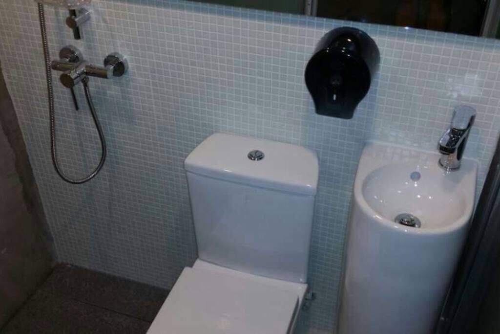 房內獨立洗手間