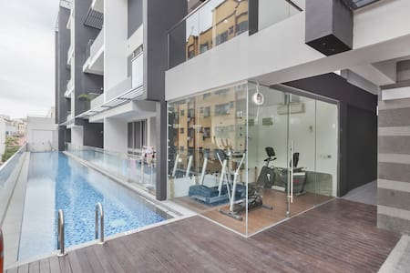 Brand New Apartment Near the City - Singapur - Daire