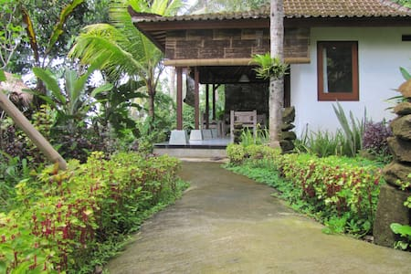 Quiet and relax guest house in Ubud - Tegallalang