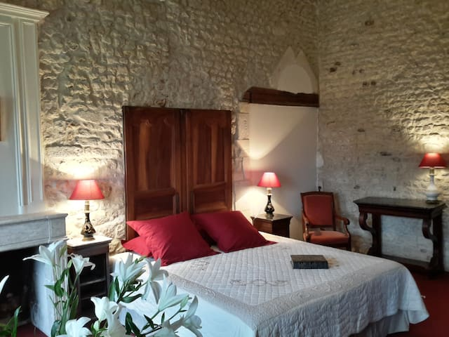 Le Domaine de Grammont-JEANNE - La Rochelle - Bed & Breakfast