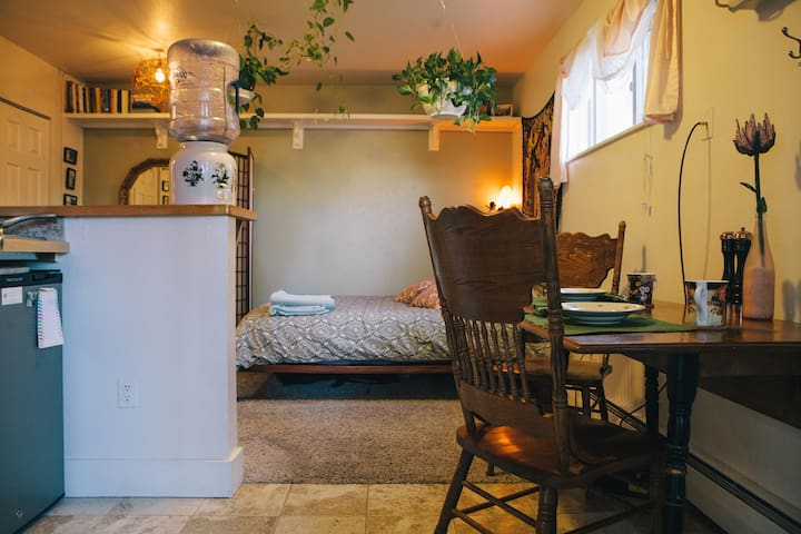 Tiny charming studio downtown - Boulder - Wohnung