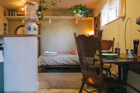 Tiny charming studio downtown - Lejlighed