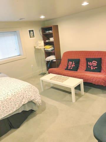 Quiet large Private Room U Village, UW 5