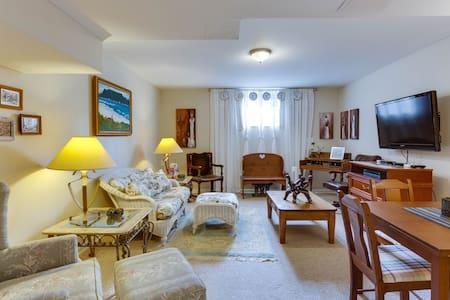 2 BR Basement apartment - UBUNTU - Шарлотсвилль - Дом