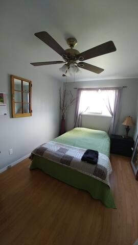 Quiet Country Room