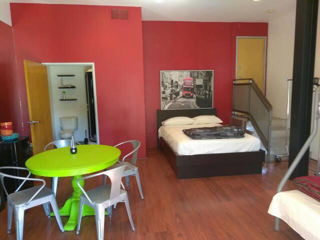 #A Downtown  luxury staying - San Diego - Loft
