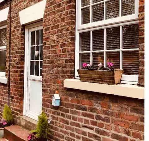 La Petite Maison gezellig huisje aan de kust van Yorkshire