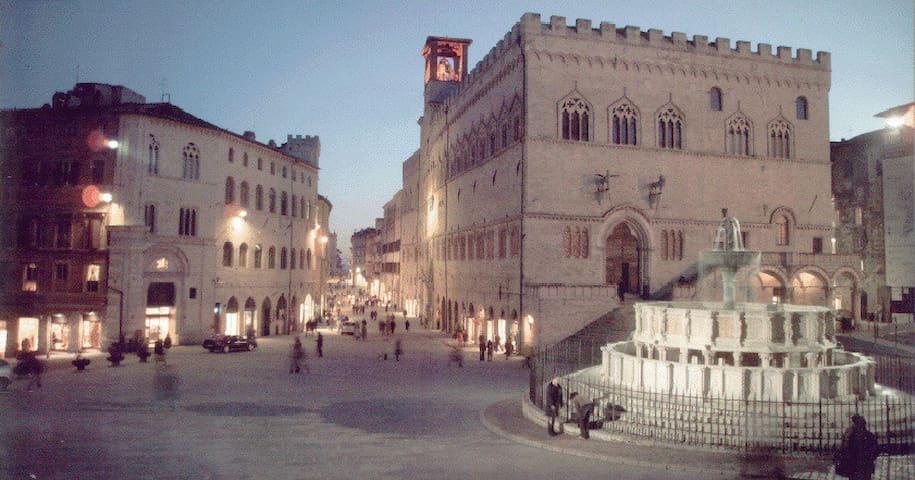 Affitto appartamento centro storico - Perugia - Condominio