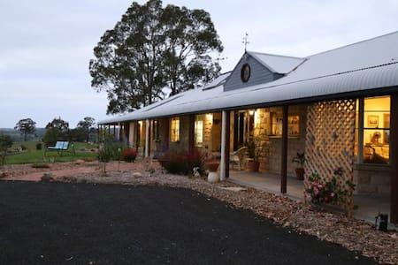 BellbirdHill Bed & Breakfast - Aussie Room