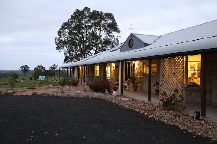 BellbirdHill Bed & Breakfast - Aussie Room