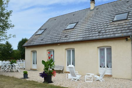 Holiday cottage 117m2 (garden 5000m2), 3 bedrooms