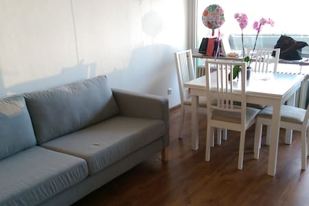 Large room close to central &public transportation - Munic