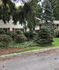 3 BR, 3 Bath wooded retreat in Tarrytown, NY