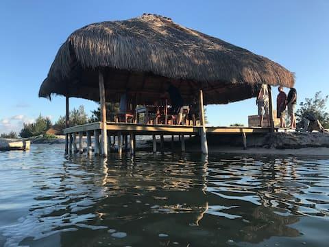 Pomene Beach House - Tropical Paradise