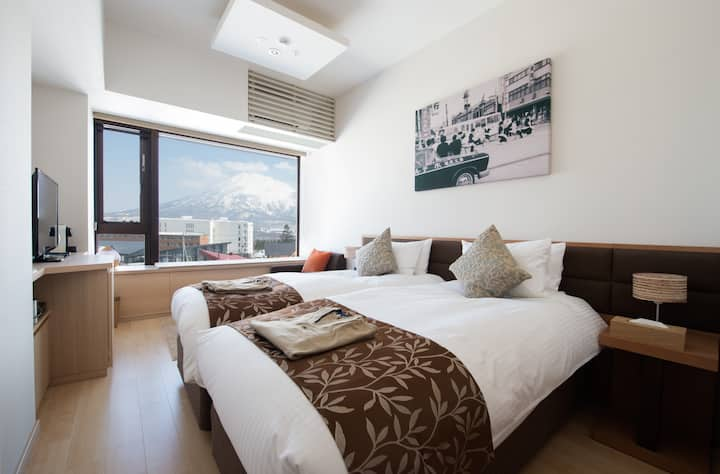 Ki Niseko: Hotel Room Yotei View (incl.Breakfast)