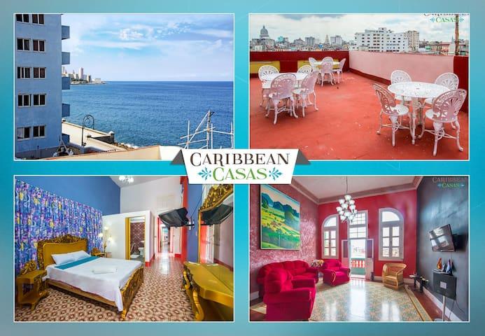 Caribbean Casas: Casa Dominica in central Havana!