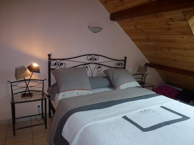 Chambres : charme & montagne - Le Glaizil - Bed & Breakfast