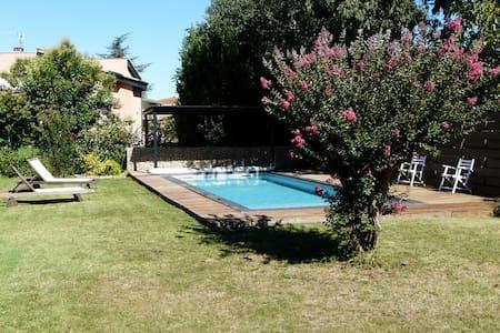 Maison avec piscine aux portes de Toulouse - Gagnac-sur-Garonne - Rumah