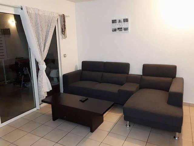 Confortable F2 sur Nouméa - Noumea - Apartment