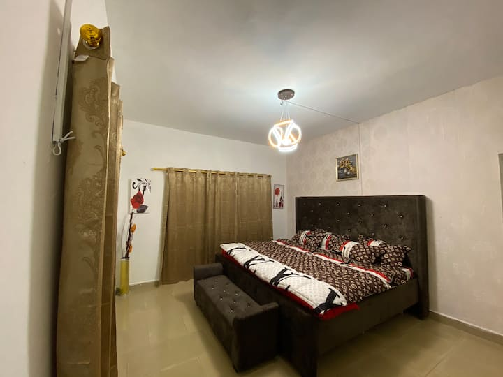 St Ludwig's Apart 3 mins drive from Ksi City Mall