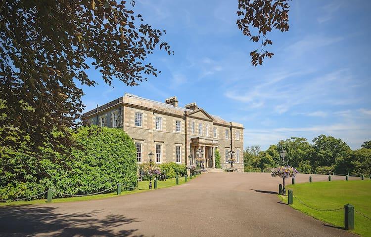 Argrennan House - Castle Douglas - Huis